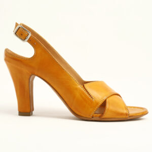 Sandalo con tacco